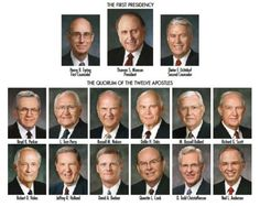 photos of apostles in lds church | Book of Mormon Speaks from the Dust: Witchcraft Filmed at LDS CHURCH ...