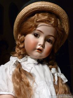 Девочка Kammer & Reinhardt S&H 117n. Mein neuer Liebling / Kämmer & Reinhardt антикварная кукла / Бэйбики. Куклы фото. Одежда для кукол