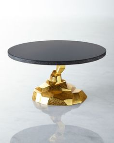 Rock Cake Stand by Michael Aram at Neiman Marcus.