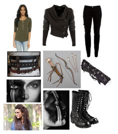 The 100 Grounders Outfit Zombie Apocalypse Outfit, Apocalypse Fashion, Apocalypse Survival, Pretty Outfits, Cool Outfits, Fashion Outfits, The 100 Grounders, Disney Themed Outfits, Inspired Outfits