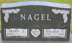 NAGEL, ROLAND V. - Allamakee County, Iowa | ROLAND V. NAGEL