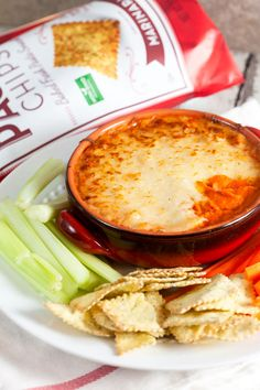 Roasted Red Pepper and White Bean Dip ~ http://www.healthy-delicious.com