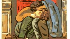 undefined  Obra de Antonio Berni que se exhibe a la venta en la muestra Grandes Maestros en Pequeños Formatos.Foto:Gentileza Witcomb