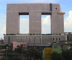 Elephant building, Bangkok.