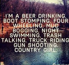 Country girl ❤