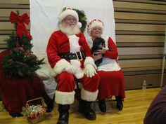 Santa Paws, WSE's 2014 Holiday Farmers Market