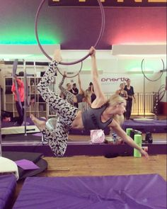 "18 Likes, 3 Comments - Heather Pooley (@heather_jane2468) on Instagram: ""Hoop #aerial #aerialhoop @athena_aerial_fitness"""