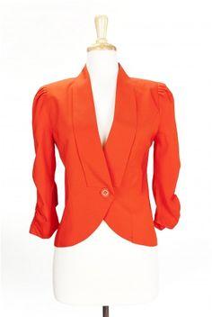 Dressing Your Truth - Type 4 Vogue Blazer