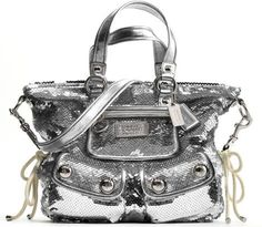 Coach Sequin Handbags