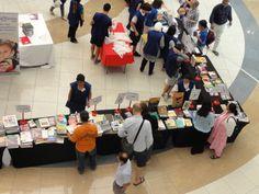 Operation Smile UAE Book Sale in Al Wahda Mall, March 2014