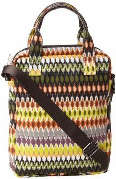 Echo Design Women's African Dots Tech Crossbody Bag, Multi-Colored, One Size echo design,http://www.amazon.com/dp/B008B7QRHY/ref=cm_sw_r_pi_dp_5s42sb15WB8VFEYR