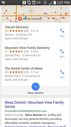 Google's Advice For Improving Your Local Search Rankings | Infinity Insights