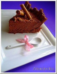 Τούρτα βελούδο σοκολάτας