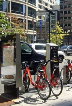 Urban Bicycling: A Growing Trend