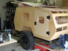 Offroad Teardrop - SawTooth XL - Page 20 - Expedition Portal