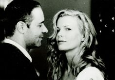 "Crowe and Basinger, very believable in this period piece. ""L.A. Confidential"""