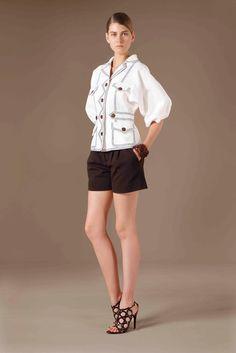 Andrew Gn Resort 2012 Fashion Show - Kelsey Close (MAJOR)