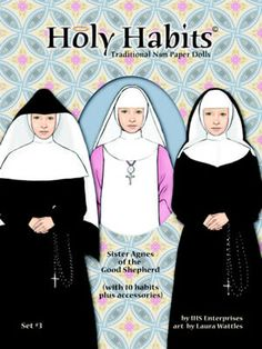 Image result for nuns habits different orders