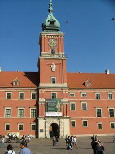 Polish Kings Castle / Zamek Królewski - Warszawa, Poland Classical Interior Design, Places Ive Been, Renaissance, Places To Visit, Around The Worlds, Europe, Geek, Tours, Explore