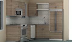 IKEA door fronts for integrated appliances