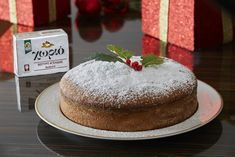 Δείτε τη συνταγή! Greek Sweets, Greek Desserts, Greek Recipes, Fun Desserts, Dessert Recipes, Vasilopita Cake, Vasilopita Recipe, Christmas Sweets, Christmas Cooking