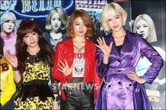 Soyeon, Jiyeon, & Eunjung <3