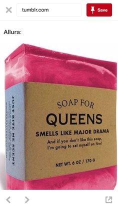 Allura soap