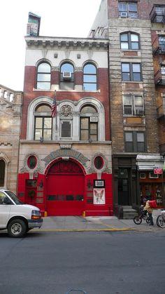 NY Fire Station