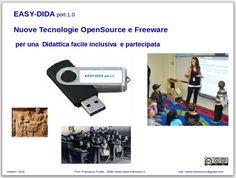 EASY DIDA: nuove tecnologie e didattica inclusiva in una chiavetta