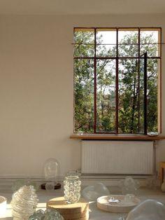 Wandfarbe Fenster Farben Dekorative Gegenstände Einrichten Wohnen Innenarchitektur Möbeldekor