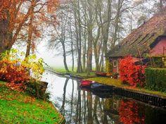 http://BlueChipMoney.com - Netherlands In Autumn
