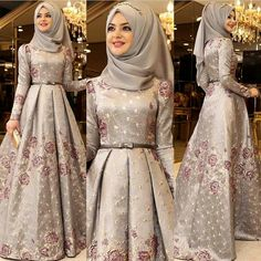 where to buy gothic wedding dresses Wedding Hijab Styles, Muslim Wedding Dresses, Pakistani Wedding Outfits, Muslim Dress, Dress Wedding, Hijab Evening Dress, Hijab Dress Party, Party Wear Dresses, Muslim Fashion