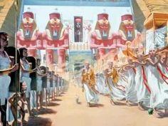 Documental sobre una de las grandes civilizaciones, Egipto.
