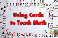 I'm a huge fan of using cards for math practice... Guess the Addend or Factor was one of my student's favorite games.