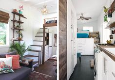 10 Tiny Homes with Big Style, Laurel & Wolf,