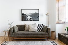 foorni.pl | Skandynawski styl w Portugalii, dywan we wzory