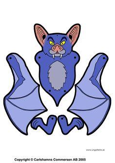 Fledermaus auf www.ungafakta.se