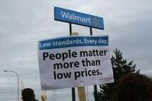 And that's true. We matter, they only stands for filling their pockets