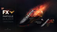 FX Particle Builder | Fire Dust Smoke Particular Presets  • After Effects Template • See it in action ➝ https://videohive.net/item/fx-particle-builder-fire-dust-smoke-particular-presets/14664200?ref=pxcr