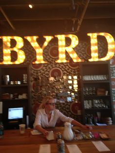 B.T. Byrd, located in the ground floor of Drayton Tower, is the newest addition to Savannah's growing food scene.