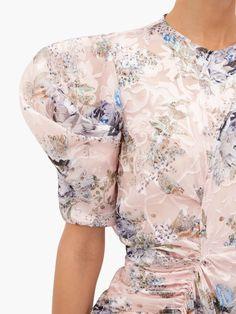 2020 Fashion Trends, Fashion 2020, Pippa Dress, Thornton Bregazzi, Couture, Fashion Books, Fall Looks, Fall Dresses, Floral Tops