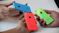 Apple's 'flop' iPhone 5c outsold Galaxy S5 in its first month on sale in UK