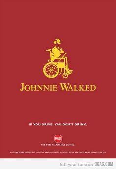 True Story of Johnnie Walker #advertising #design #graphicdesign