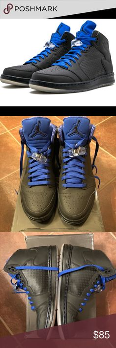 "separation shoes 6d829 7ea72 Jordan Prime 5 ""Royal"" Worn once. Slight crease in toe. Release Date"