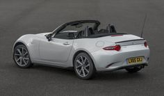 Mazda MX-5 is UK Car of the Year