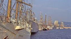 Armada 2013 : découvrez l'emplacement des bateaux sur les quais de Rouen