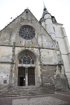église Combray