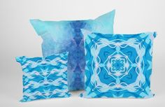 Marian Apinar | Make It In Design | Surface Pattern Design | Summer School | Water Rays | Advanced brief 1