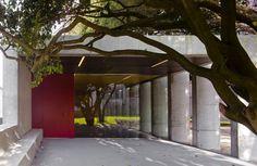 PINC Pavilion / Clínica de Arquitectura © Alexandre Delmar