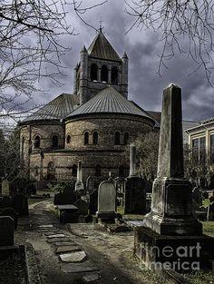 Steps in Time  Old Circular Church in Charleston, SC
